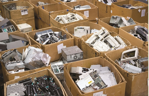 Adverse effects of E-waste